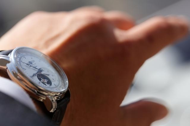 見えないところを整えるとお金がやってくる ④「時計」